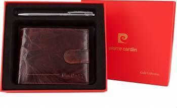 Set cadou barbati Pierre Cardin GBS702 Gold Collection Genti Barbati