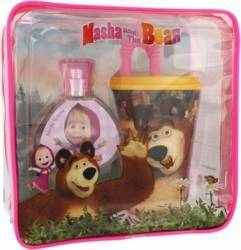 Set cadou Disney Masha and The Bear Eau de Toilette 50ml + Drinking Cup Seturi Cadou