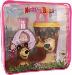Set cadou Disney Masha and The Bear Eau de Toilette 50ml + Drinking Cup Seturi Cadou