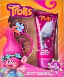 Set cadou DreamWorks Trolls Eau de Toilette 50ml + Body Lotion 150ml Seturi Cadou