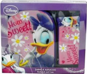 Set Cadou Rucsac Si Penar Disney Daisy