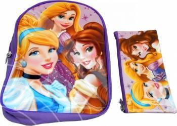 Set Cadou Rucsac Si Penar Disney Princess