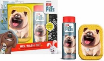 Set cadou Universal The Secret Life of Pets - Mel Bath Foam 250ml + Sponge Seturi Cadou