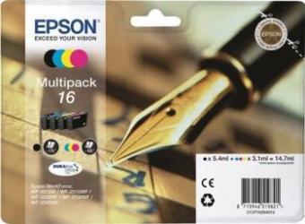 Set cartuse Epson 16 Multipack