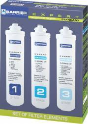Set cartuse filtrante sistem Barrier Expert Standard