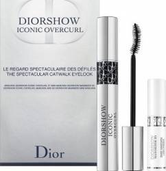 Set Christian Dior Diorshow Iconic Overcurl The Spectacular Catwalk Eye Look Seturi & Pachete Promo