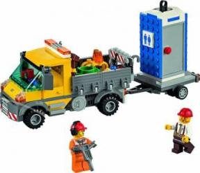 Set Constructie Lego City Camion De Service