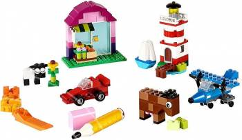 Set Constructie Lego Classic Caramizi Creative