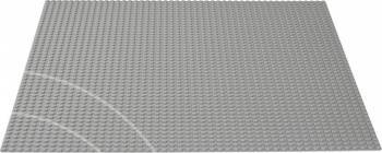 Set Constructie Lego Classic Placa De Baza Gri