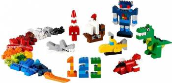 Set Constructie Lego Classic Supliment Creativ Puzzle si Lego