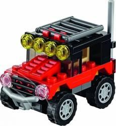 Set Constructie Lego Creator Masini De Curse De Desert