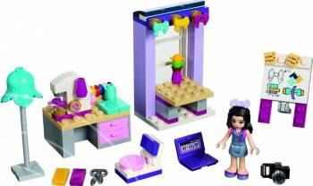 Set Constructie Lego Friends Atelierul De Creatie Al Emmei
