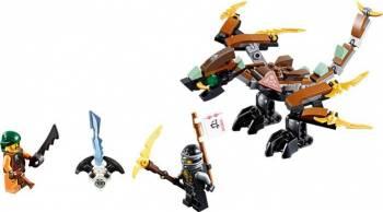 Set Constructie Lego Ninjago Dragonul Lui Cole
