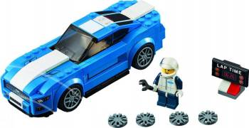 Set Constructie Lego Speed Champions Ford Mustang Gt