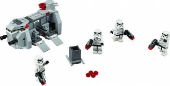Set Constructie Lego Star Wars Transport De Trupe Imperiale Puzzle si Lego