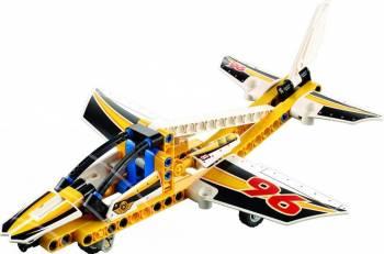 Set Constructie Lego Technic Avion De Acrobatii