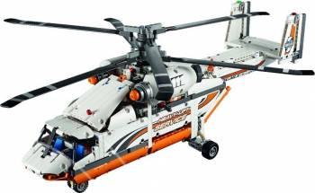 Set Constructie Lego Technic Elicopter De Transporturi Grele Lego