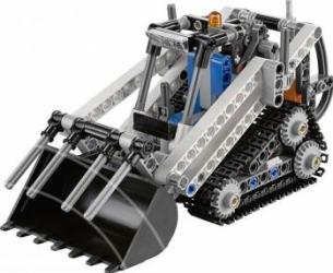Set Constructie Lego Technic Incarcator Compact Cu Sine