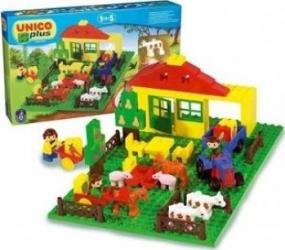 Set constructie Unico Plus Ferma Lego