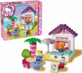 Set constructie Unico Plus Hello Kitty Minibar Seturi de constructie