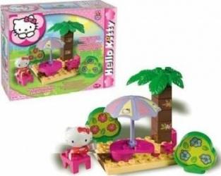 Set constructie Unico Plus Hello Kitty Picnic Seturi de constructie