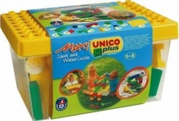 Set constructie Unico Plus Maxi Castel Lego