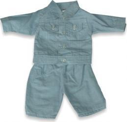 Set costum jeans pentru papusi Miniland 38-42 cm Papusi figurine si accesorii papusi