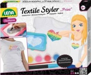 Set creatie modele pentru imprimat textile Jucarii