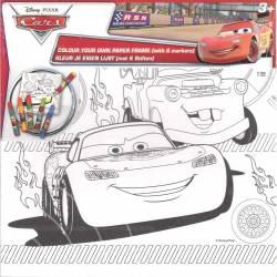 Set Creativ Desen Cu Markere Wo Cars 1