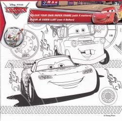 Set Creativ Desen Cu Markere Wo Cars