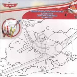 Set Creativ Desen Cu Markere Wo Planes 1