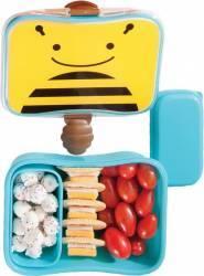Set cutii pentru gustare SKIP HOP Albinuta Alimentatie