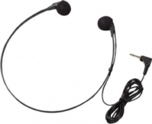 Set de casti si microfon mono pentru transcriptori Olympus E-99 Accesorii Reportofoane