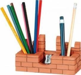 Set de constructie Teifoc Castle and Pencils Support Jucarii