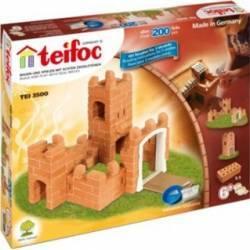Set de constructie Teifoc Small Castle Jucarii