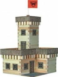 Set de constructie Walachia Summer Castle Puzzle si Lego