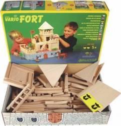 Set de constructie Walachia Vario Fort Puzzle si Lego