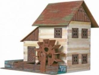 Set de constructie Walachia Watermill Puzzle si Lego