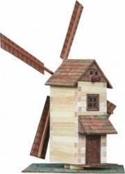 Set de constructie Walachia Windmill Puzzle si Lego