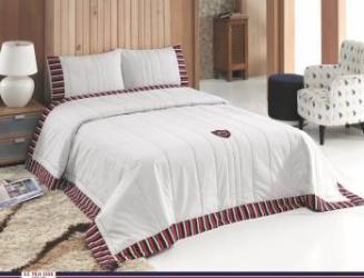 Set de pat cu cuvertura matlasata US Polo Stamford 240 x 260 cm Cuverturi & Paturi