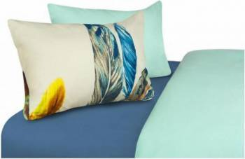Set de Pat Dublu Heinner Home SWEET DREAM Multicolor Lenjerii de pat