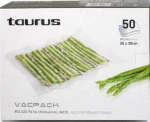 Set de pungi Taurus Vacpack 20 x 30 cm Aparate de vidat si Accesorii