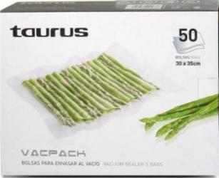 Set de pungi Taurus Vacpack 30 x 35 cm Aparate de vidat si Accesorii