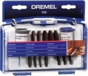 Set accesorii de taiere Dremel 688