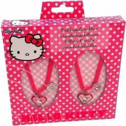 Set Frumusete Disney 2 Lantisoare Hello Kitty