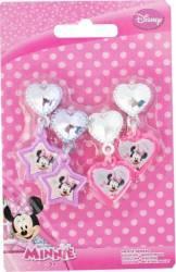 Set Frumusete Disney 2 Perechi De Cercei Minnie Mouse