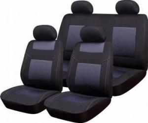 Set huse Auto Ro Group Premium Line Negru-Gri