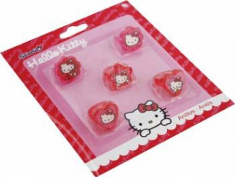 Set Inele Disney Hello Kitty 5 Bucati
