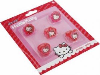 Set Inele Disney Hello Kitty 5 Bucati
