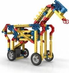 Set inginerie 80 modele cu motor Engino Jucarii